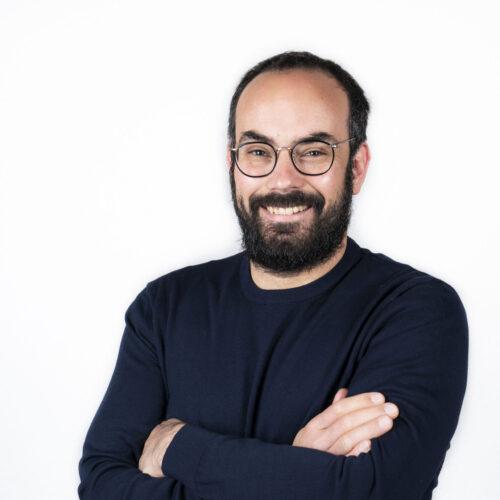 Portrait Martin Cantieni